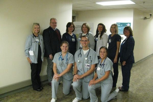 Clinical liaison nurse program