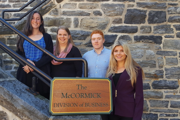 Mccormick students