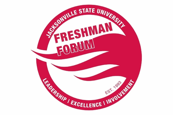 Freshman forum logo red