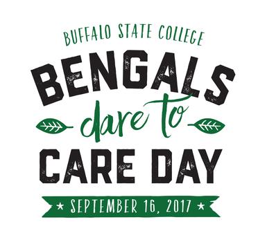Dare to care logo 2017