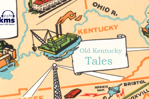 55856768 old kentucky tales logo