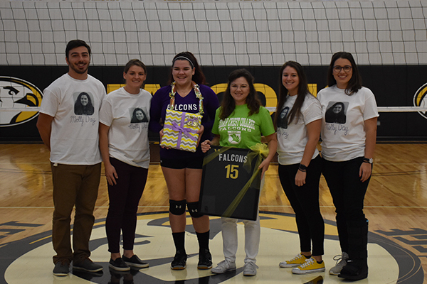 Vb senior day backend