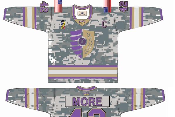 Military jerseys fb