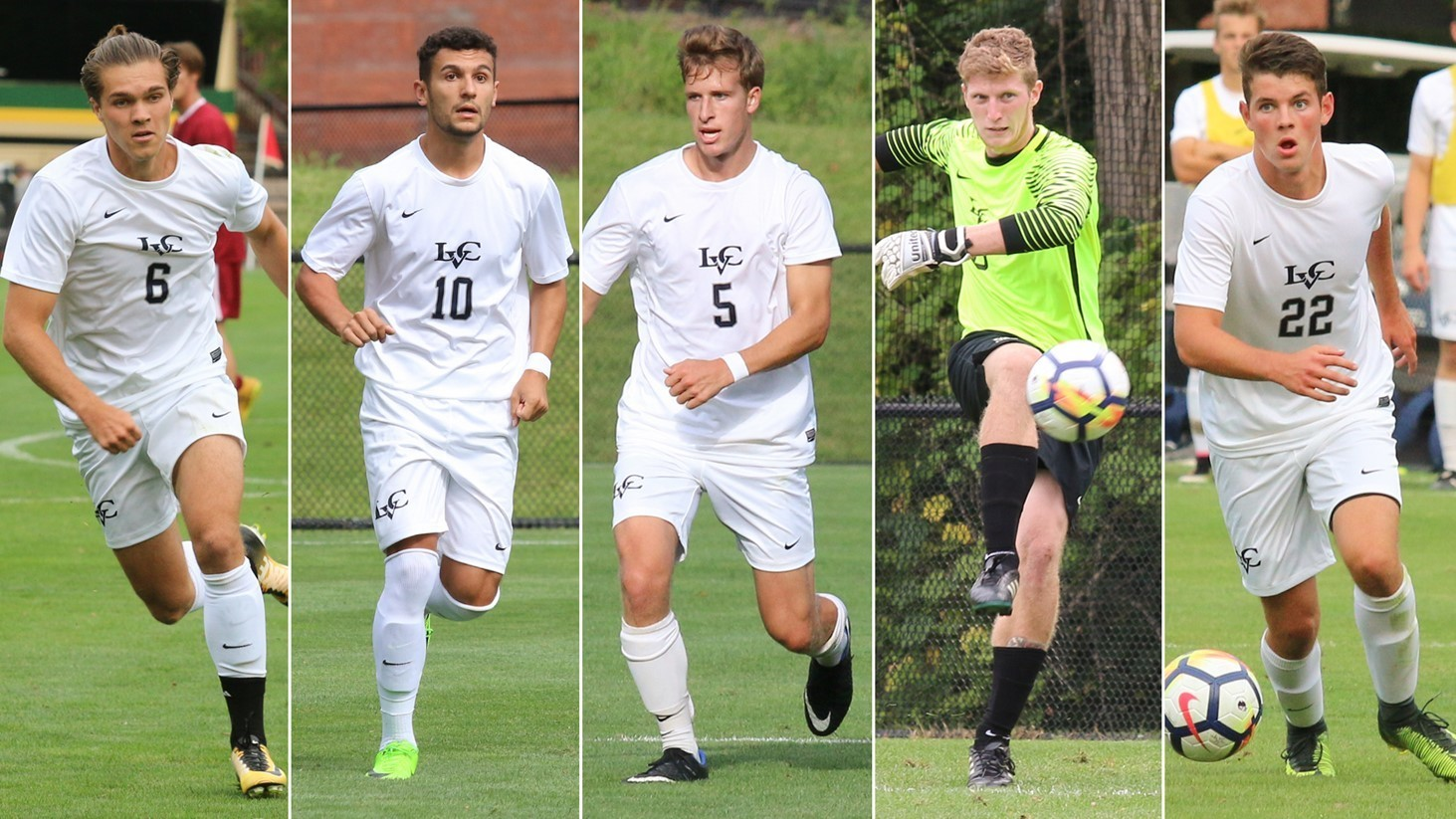Men s soccer all conference 2017