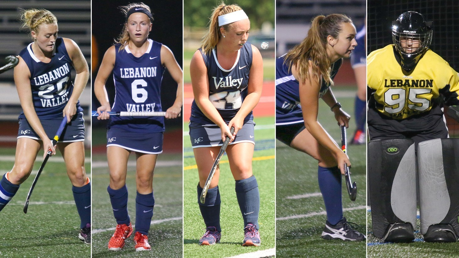 Field hockey all conference 2017