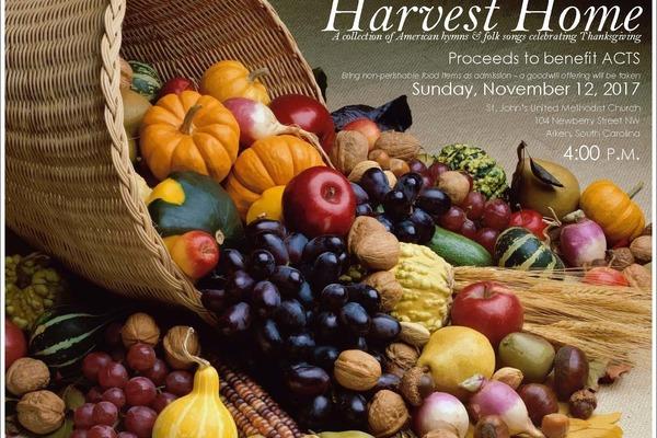 Harvest home   poster   november 2017