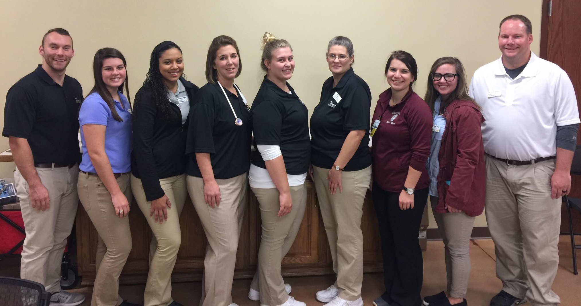 Wkctc nursing and pta students 2017 purchase area diabetes expo 1 copy