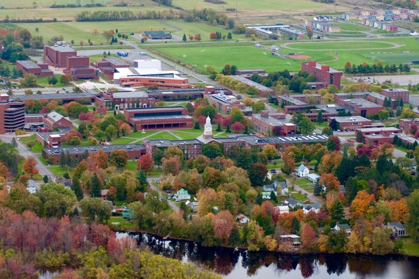 Campus from air 2