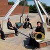 Frackenpohl honors brass quintet