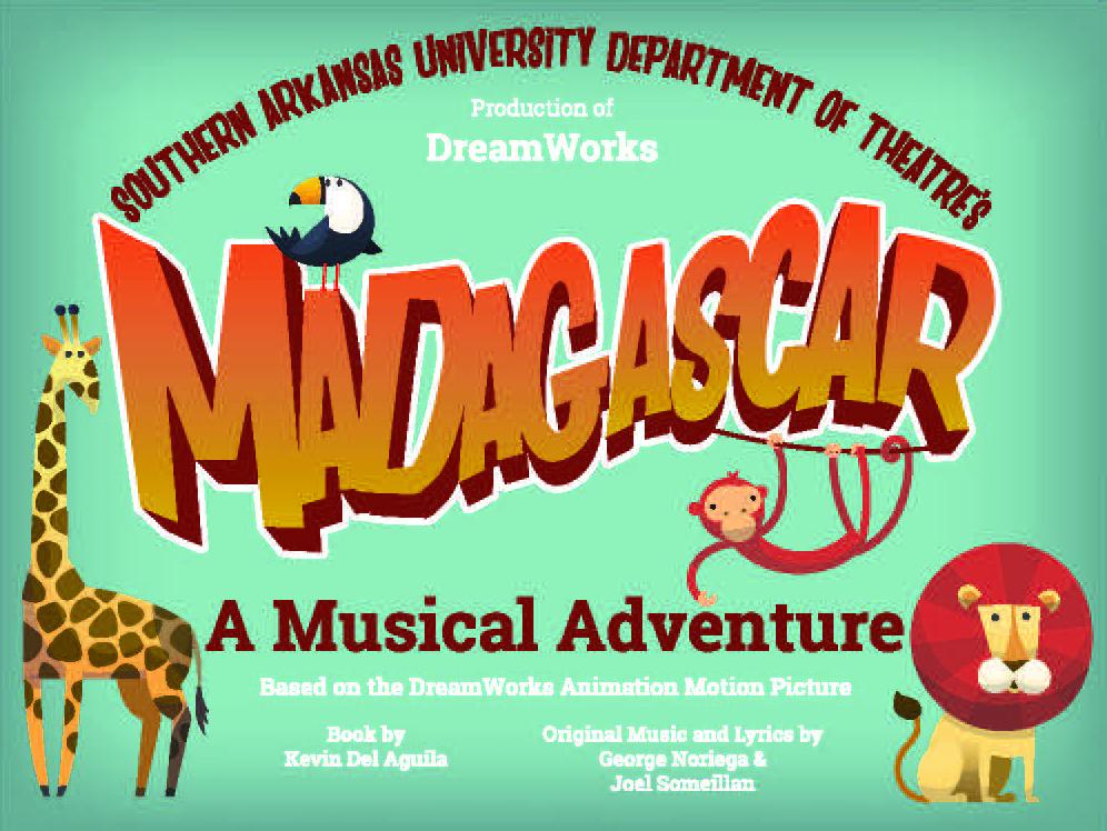Madagascar page 1