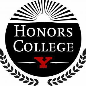 Honors college logo0