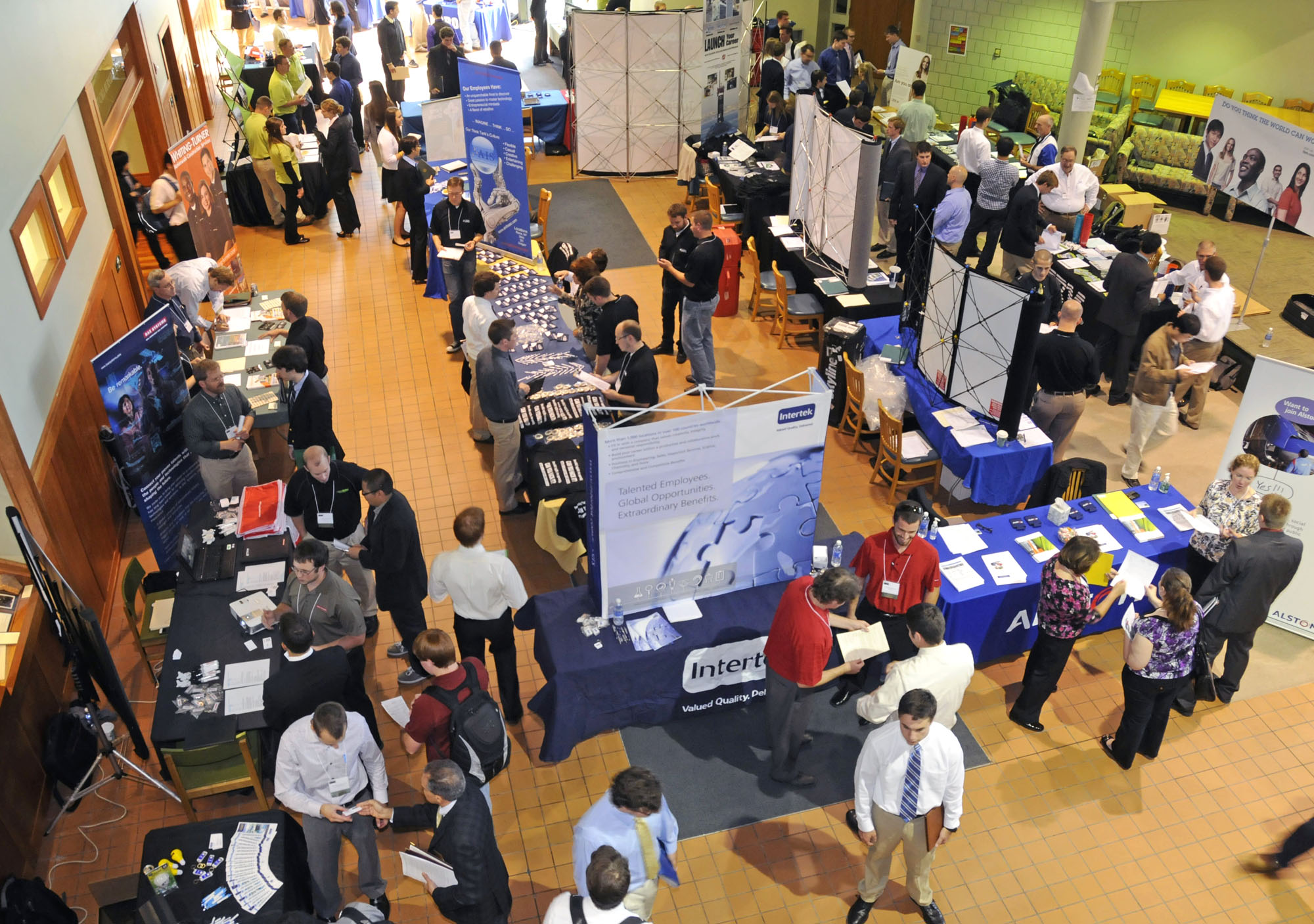 Career fair 2012