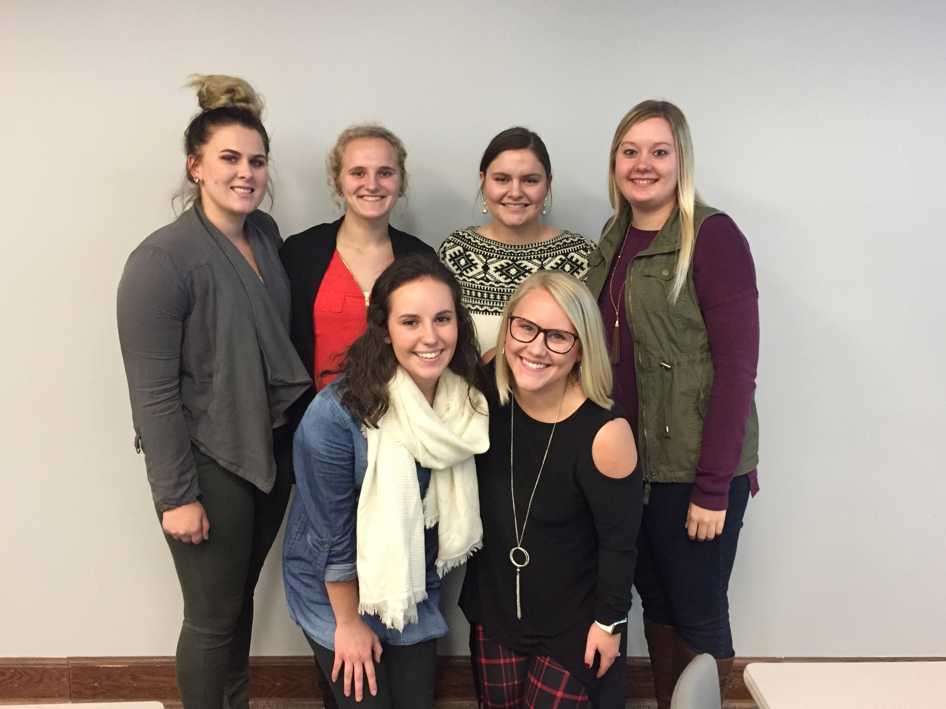 2018 act club officers
