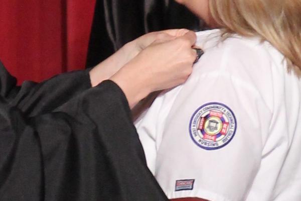 Nursing pinning image