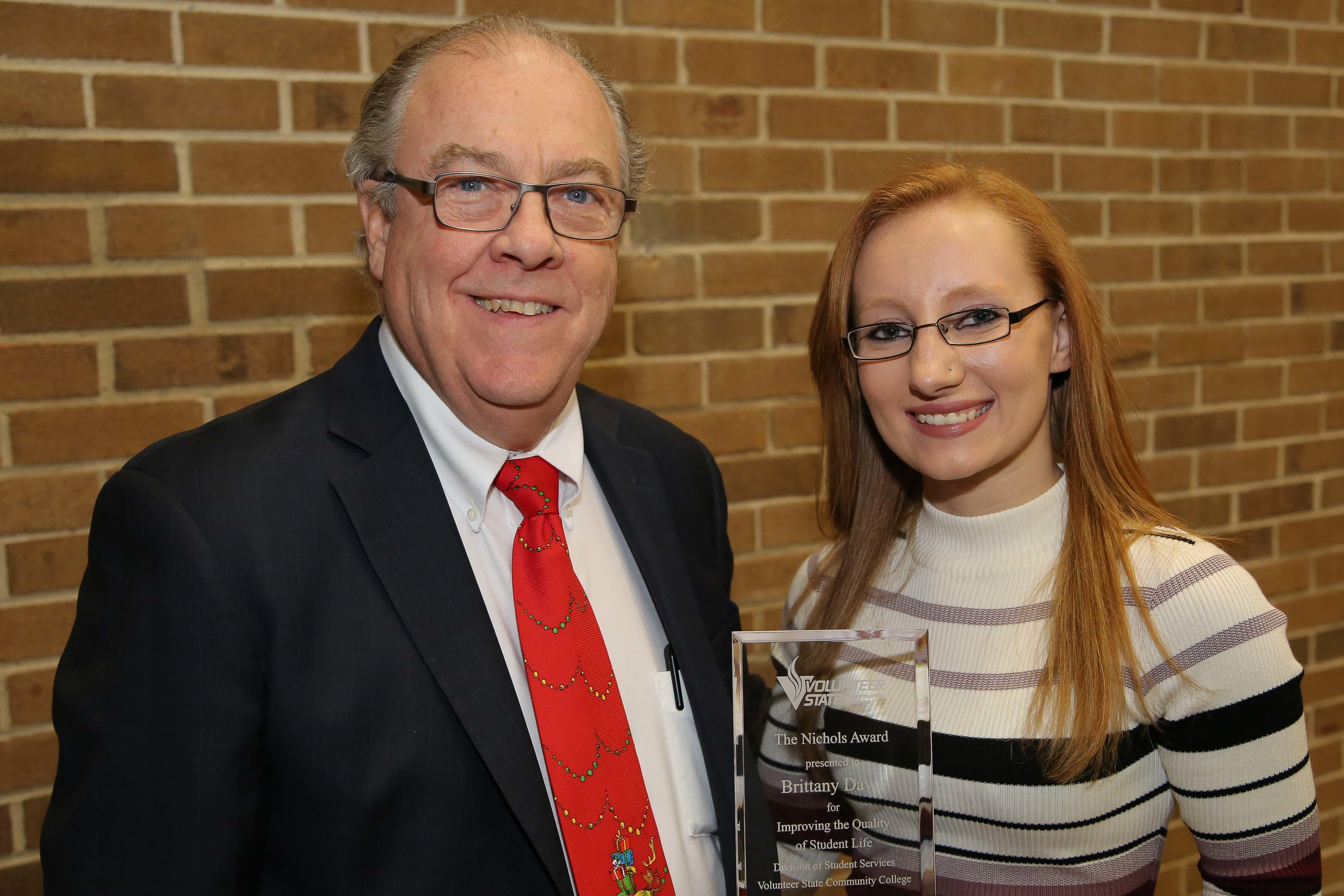 Brittany davis award 1 of 1