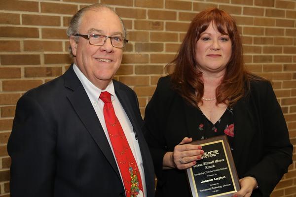 Joanne layton award 1 of 1