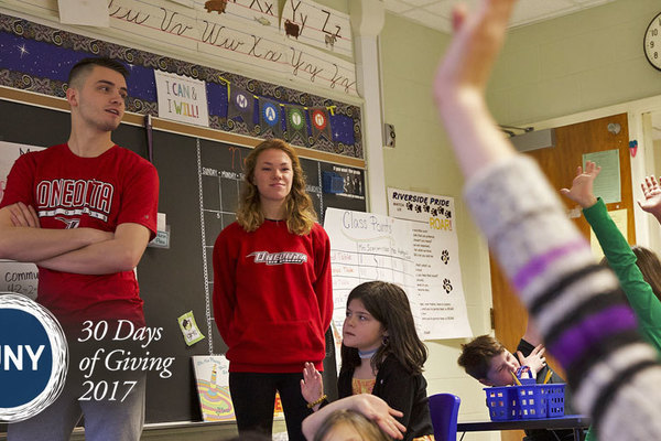 Oneonta student teachers 30days