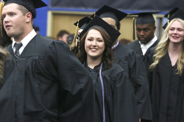 Sau fall graduation 17