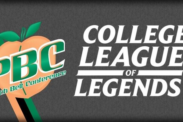 Peach belt league of legends