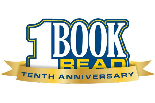 One book logo