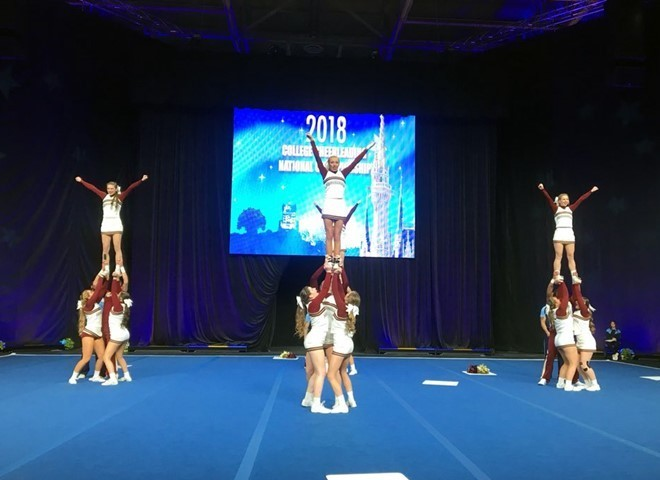 Cheer team florida competition
