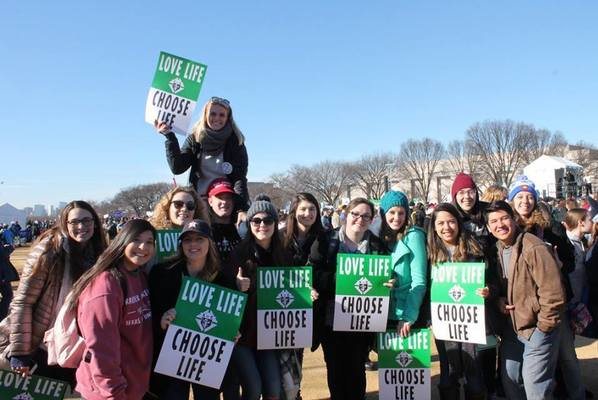 March for life4