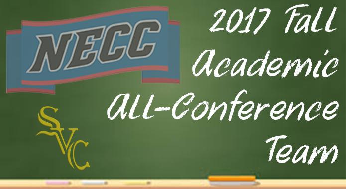 Necc fall academic all conf
