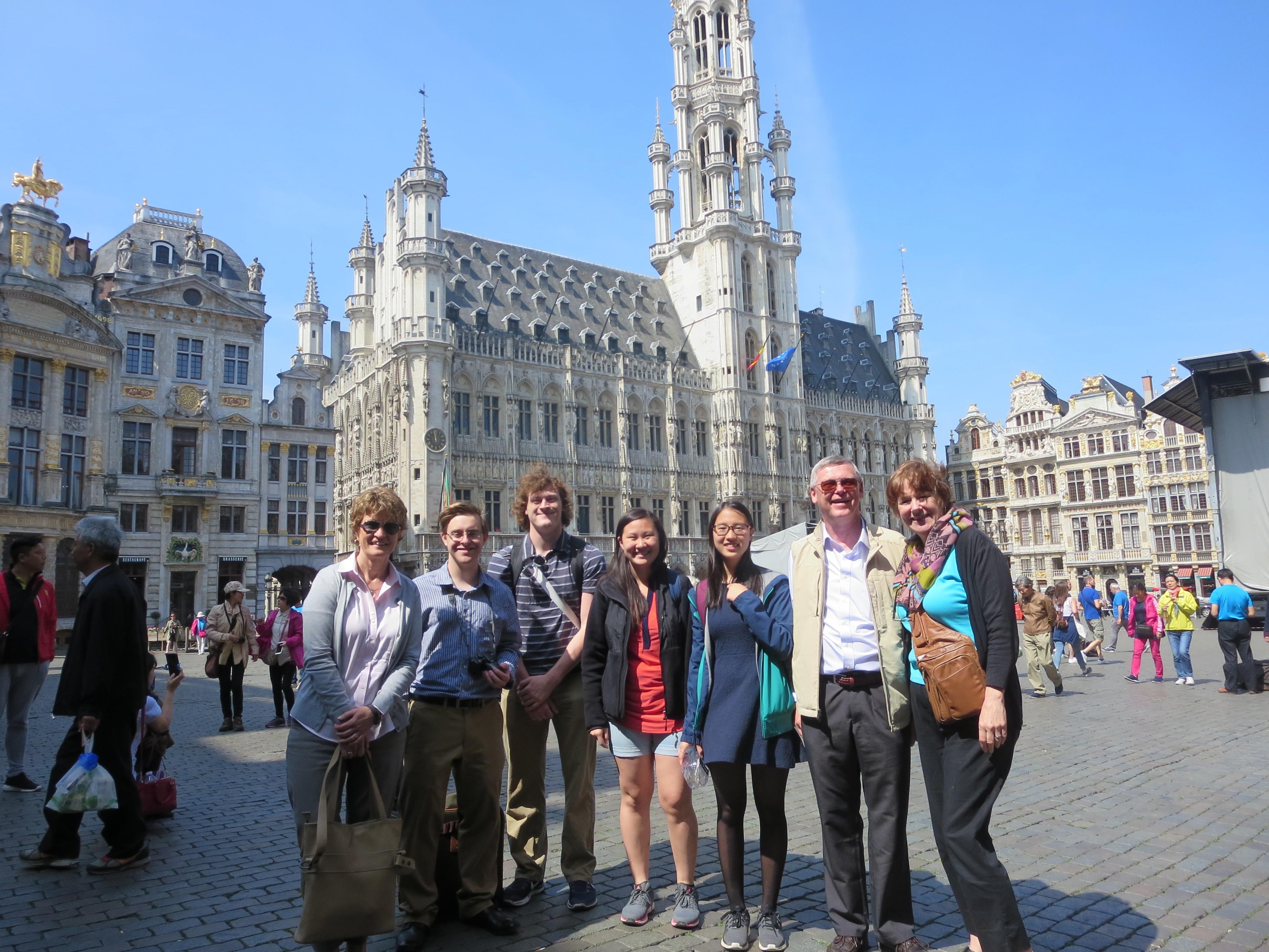 Brussels field trip 15 279785