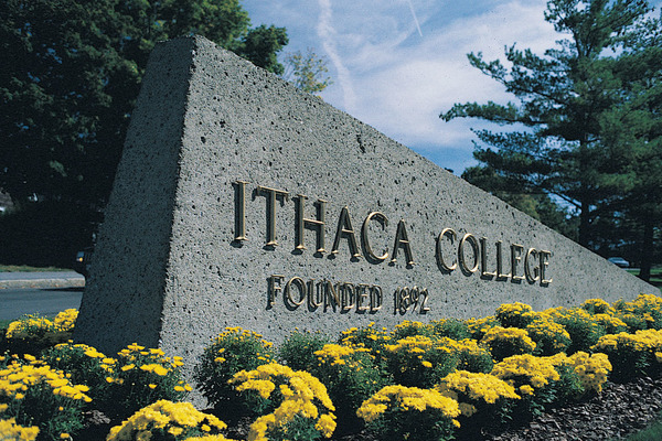 1423238419 ithaca college entrance