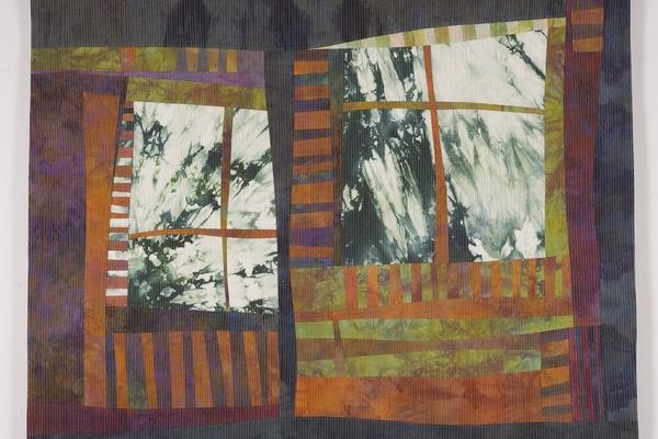 Helene davis quilt