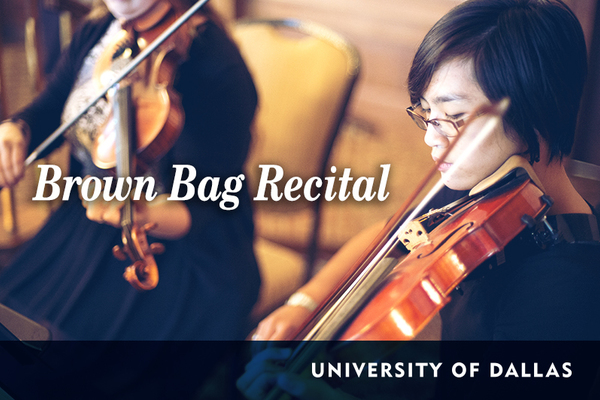 Brownbag recital udallas