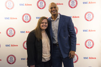 Wesmoore and lauren