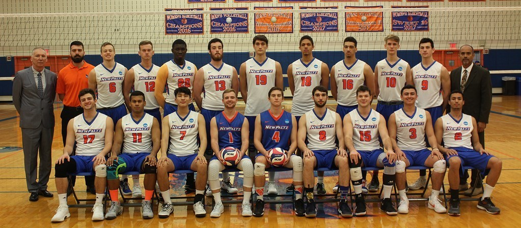 Volleyball team men