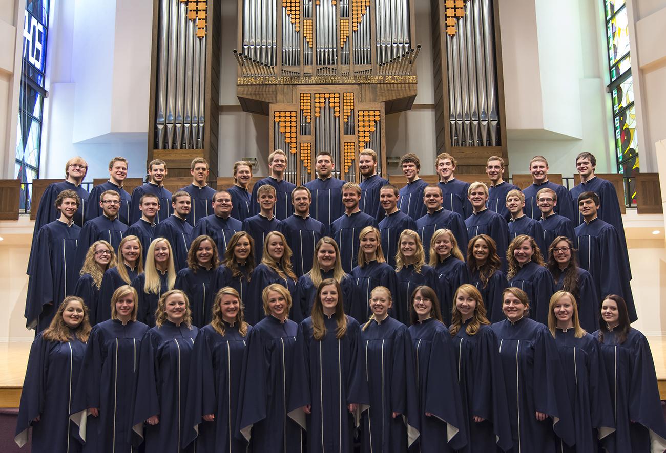 Concert choir 2014
