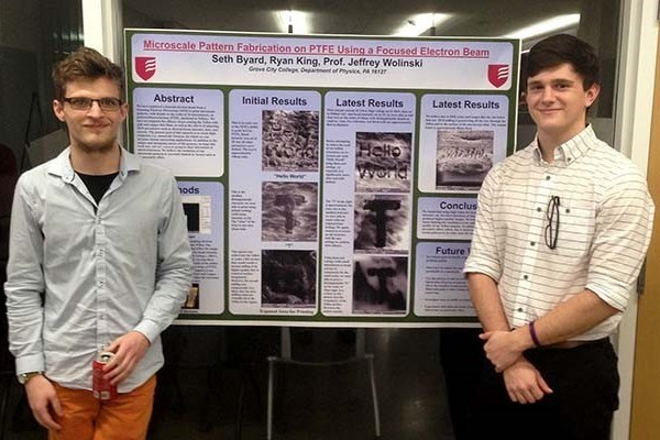 Byard and king research winners