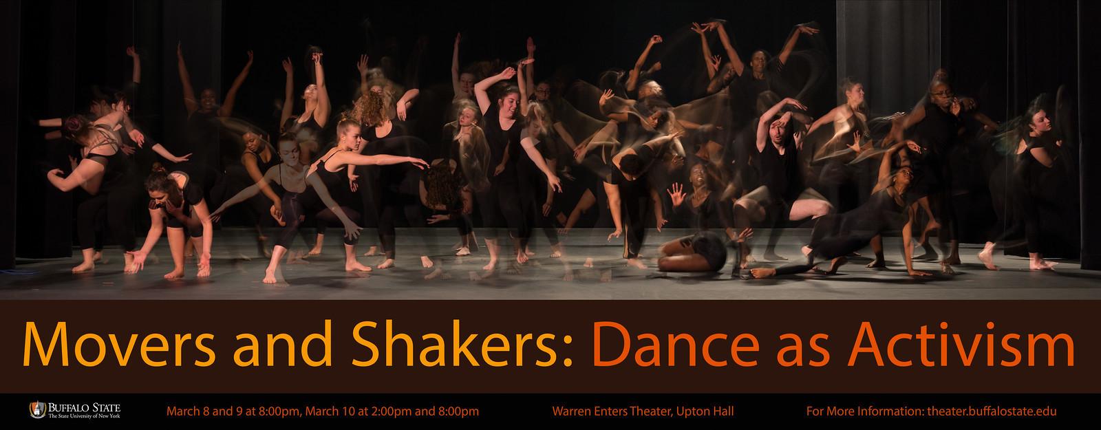 Dance poster banner 295 x3