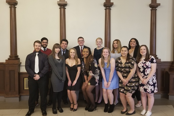 2018 psi chi inductees
