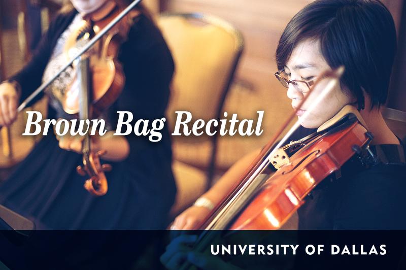 Brownbag recital udallas