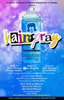 Hairsprayposter