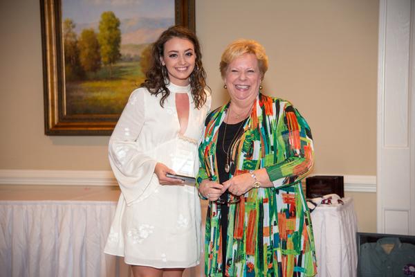 Lauren howard hallman award