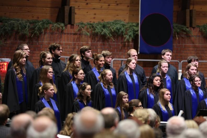 Cantamus and male chorus concert
