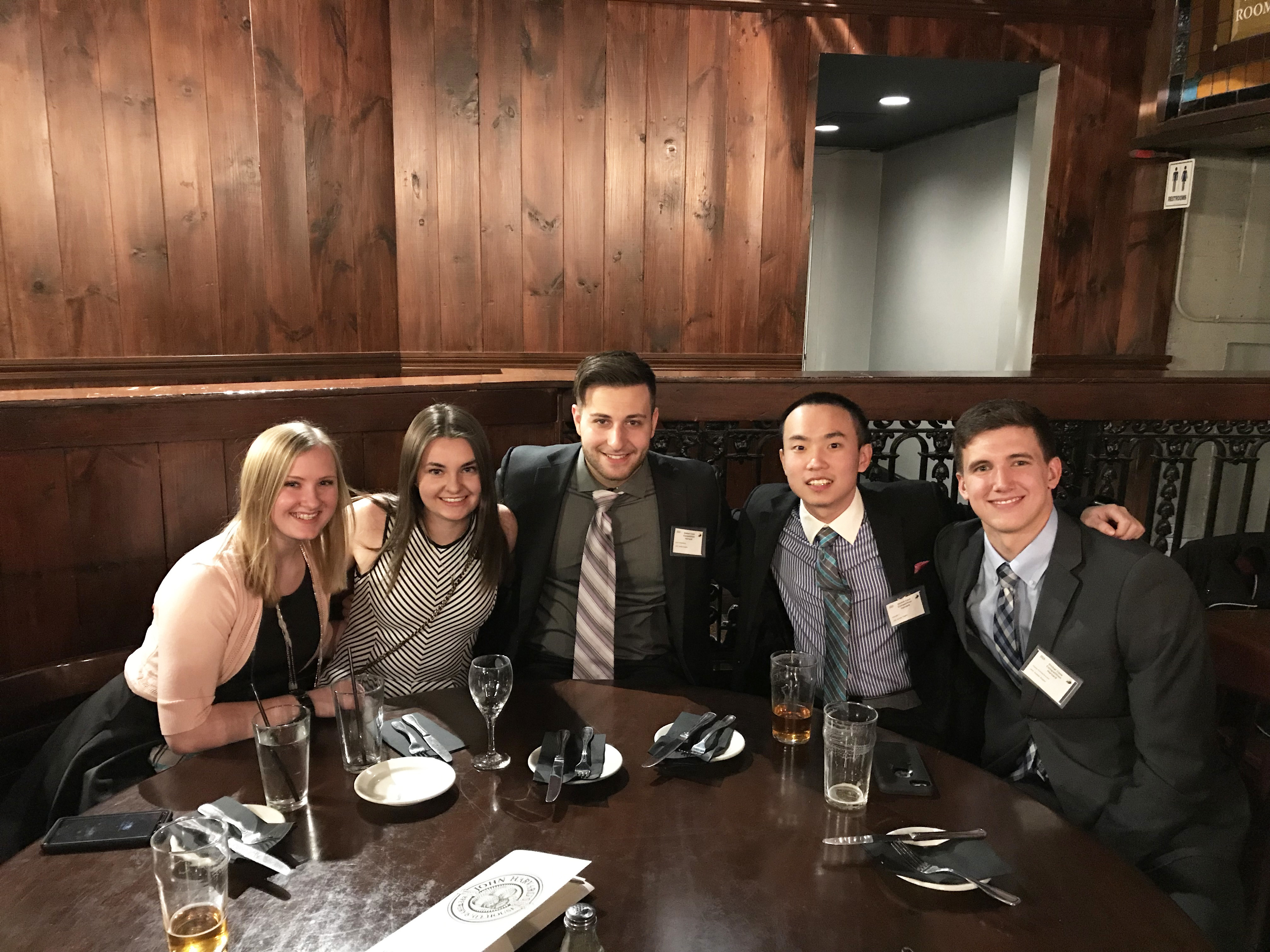 Business dept harvard case study team   2018 2