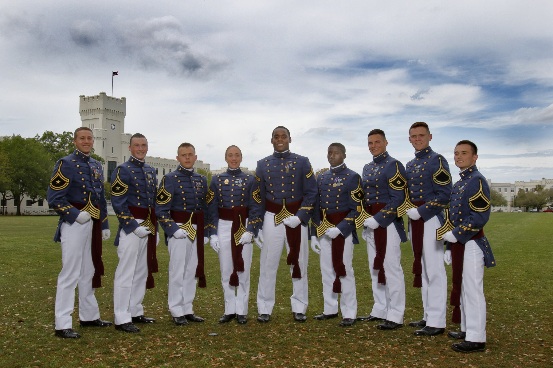 51e20fd2e The Citadel announces cadet leadership for the 2018-19 academic year