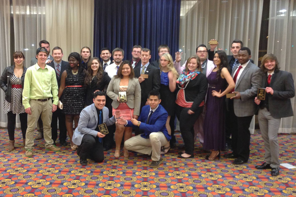 1396294107 ung debate team awards at pkd nationals %282%29