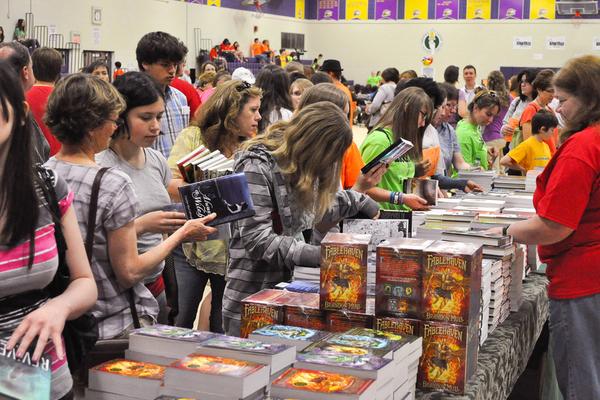 Teen book fest