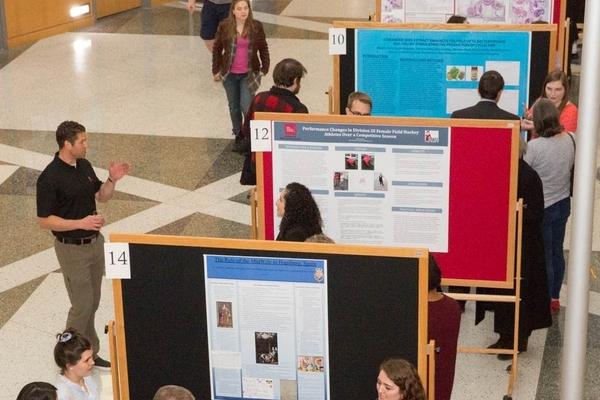Ohio wesleyan 2018 student symposium photo by lisa di giacomo