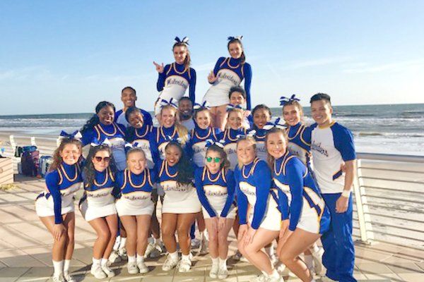 Sau cheer nationals sp18