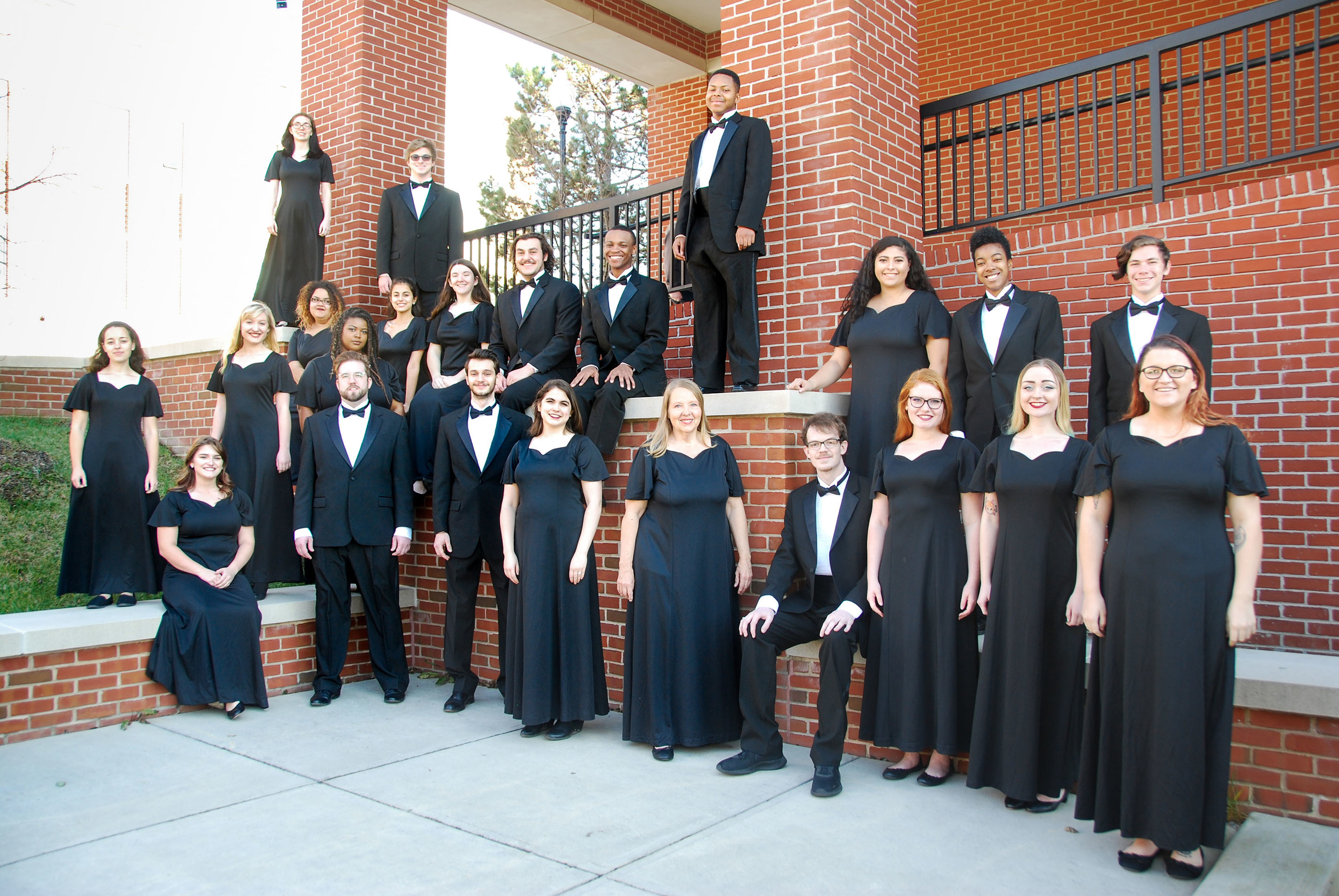 Chamber singers