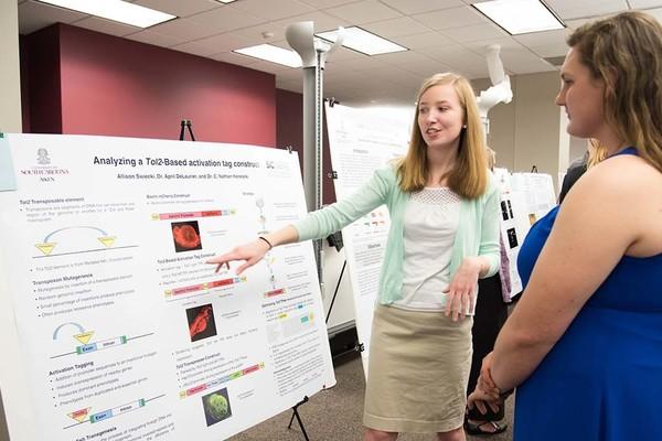 Scholar showcase