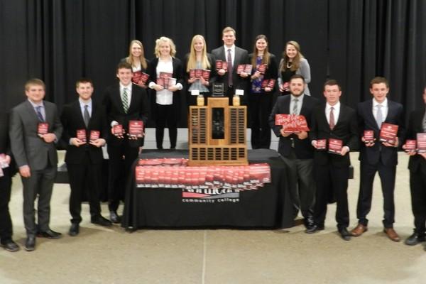 2018 crops team 1st at nacta